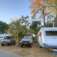 Caravan Powered Sites